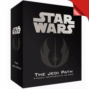Livro Star Wars - The Jedi Path . Completo Com A Cápsula