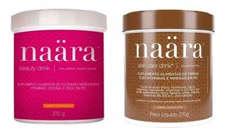 Kit Naara - 1 Chocolate E 1 Tangerina - Com Nota Fiscal