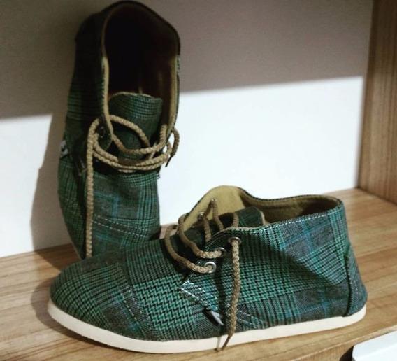 Boots - Alpargatas De Diseño Chequepasa
