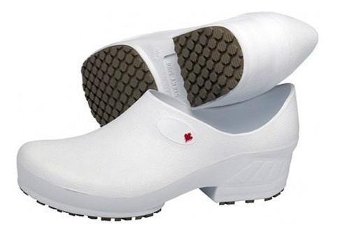 Sapato Sticky Shoe C.a 27891 - Branco - Tam 40