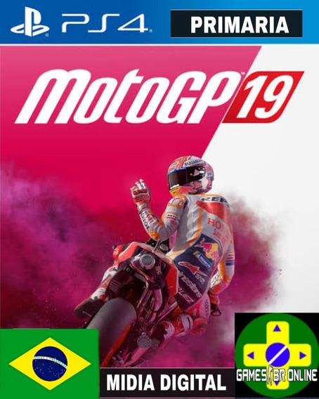 Motogp 2019 - Ps4 Envio Hoje Code 1