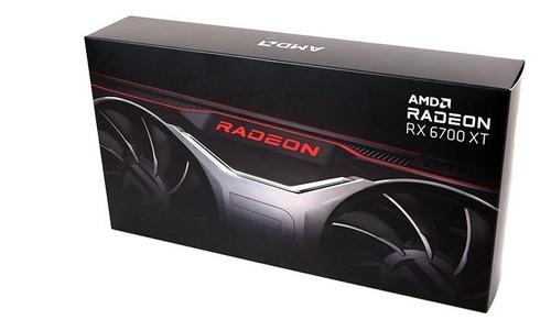 Amd Radeon Rx 6700 Xt 12 Gb Nuevo Sellado