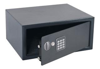 Cofre De Segurança Eletrônico Senha Digital Notebook Tablet