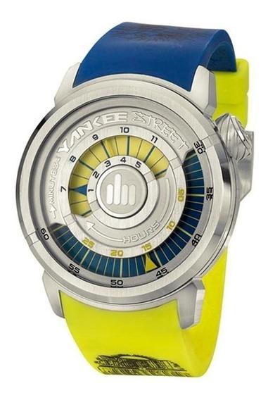 Promoção Relógio Masculino Yankee Street Ys30158f F.grátis