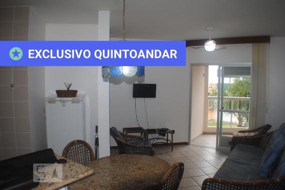 Apartamento No 2º Andar Mobiliado Com 1 Dormitório E 1 Garagem - Id: 892950978 - 250978