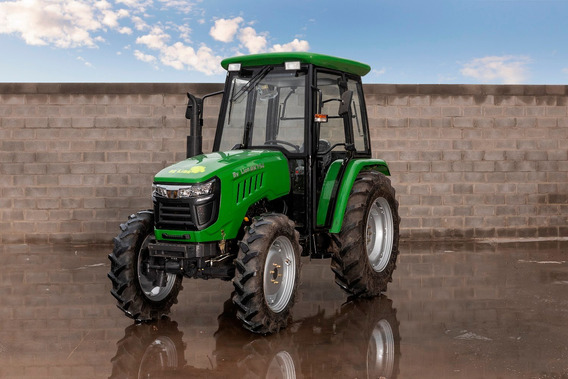 Tractor Doble Traccion Tipo John Deere Marca Chery By Lion