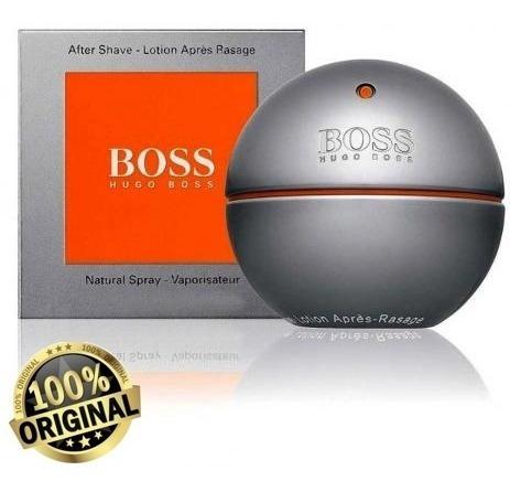 Perfume In Motion Hugo Boss 90ml Original 12x/s Juros.