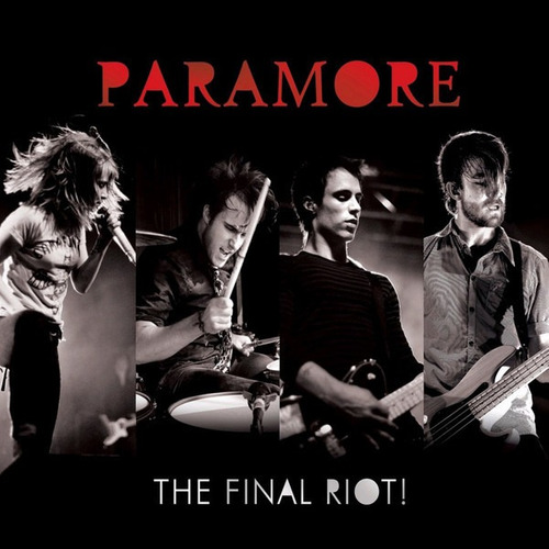 Cd Paramore The Final Riot