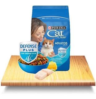 Purina Cat Chow Alimento Croquetas Gatos Pescado + Mar 20 Kg