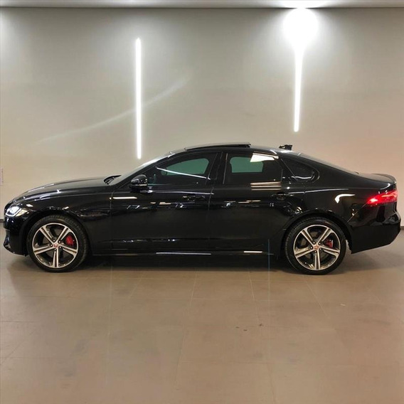Jaguar Xf 3.0 S V6 Supercharged Gasolina 4p Automático