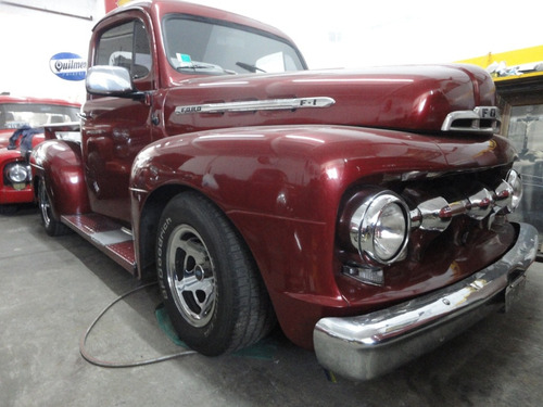 Pick Up Ford 1951 F1 1537010701