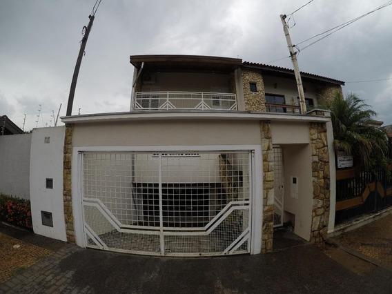 Casa À Venda, 290 M² Por R$ 650.000,00 - Vila Nossa Senhora De Fátima - Americana/sp - Ca0584