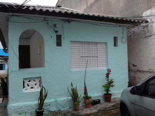 Imagem 1 de 4 de Casa Sobrado Em Parque Boturussu  -  São Paulo - 512
