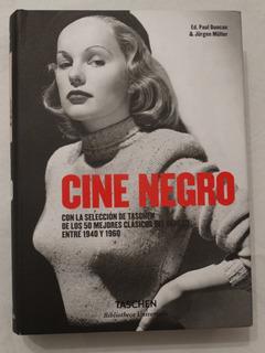 Cine Negro - Paul Duncan & Jurgen Muller - Taschen - Nuevo