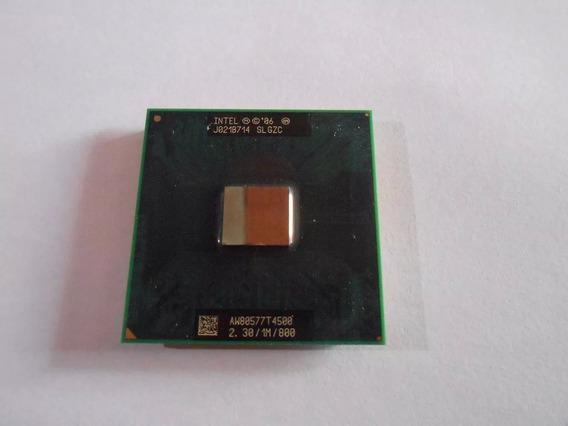 Processador Intel T4500 Dual Core Slgzc 2.3/1m/800