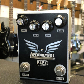 Pedal Bffx Apocalypse Distortion Ótimo Estado + Nf