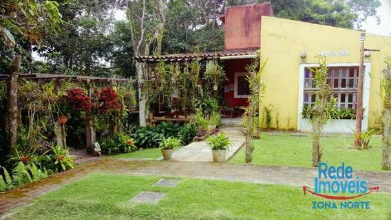 Casa À Venda, 120 M² Por R$ 360.000,00 - Aldeia - Paudalho/pe - Ca0802