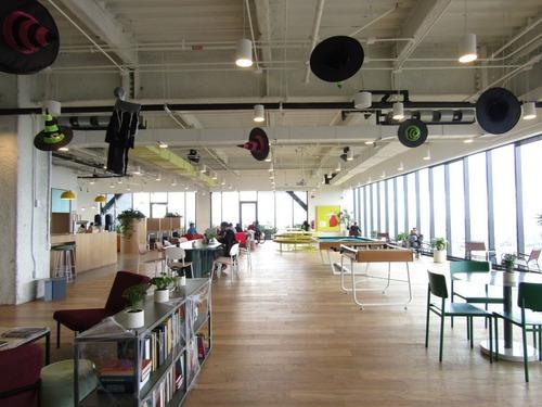 Oficinas Coworking De Lujo