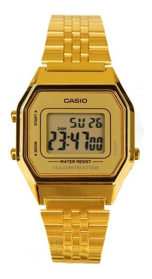 Relógio Vintage Digital La680wga-9df - Casio