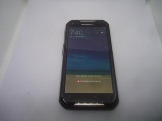 Motorola Iron Rock Xt626 Semi Novo 3g Android 4.4 Wifi Desb