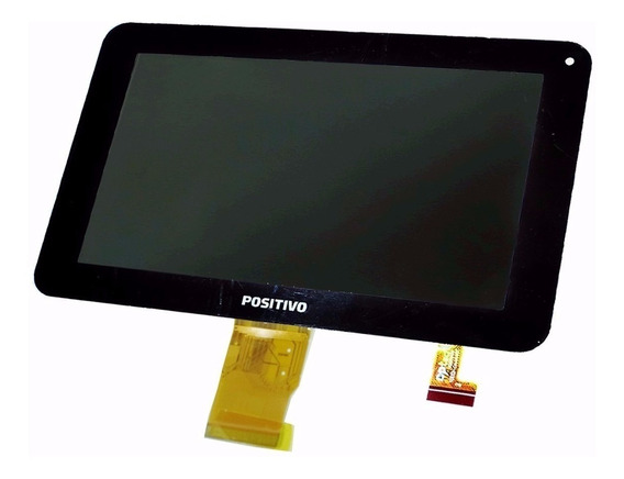 Tela Touch Lcd Display Tablet Positivo T701 T 701 Tv 7 +capa