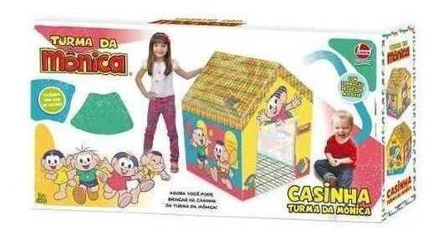 Barraca Casinha Turma Da Monica - Lider Brinquedos 2718