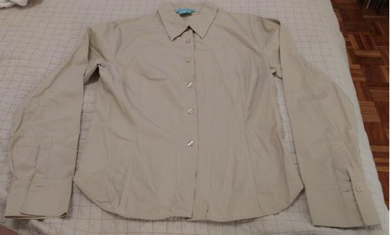 Lote De 3 Camisas Zara Variadas , Oferta Imperdible