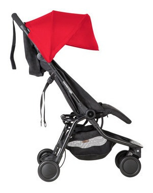 Carrinho De Bebê Mountain Buggy Nano