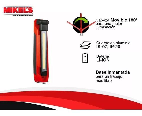 Lámpara Led Recargable Multifunción 5 W Litp-500
