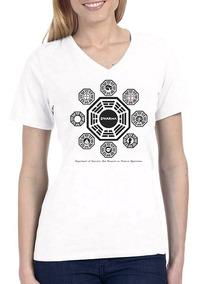 Camiseta Lost Iniciativa Dharma Got Breaking Bad - 2054