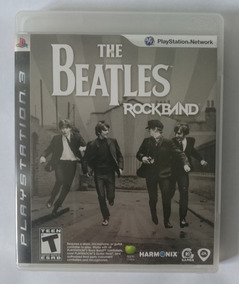 The Beatles Rock Band - Ps3 Midia Fisica