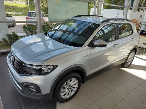 Volkswagen T-cross Trend Plan Familia Cuotas Fijas $21100 G-