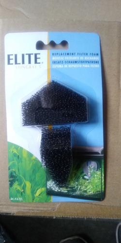 Imagen 1 de 1 de Hagen Elite Esponja Y Fibra Para Filtro Stingray 5 Acuario Peces Pecera
