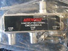 Kit Com 10 Divisores 1/3 Tv A Cabo
