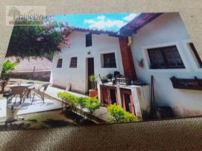 Casa Residencial À Venda, Condomínio Meu Recanto, Embu Das Artes - Ca0539. - Ca0539