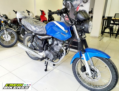 Moto Zanella Rx 125 Z7 125cc 0km 2021