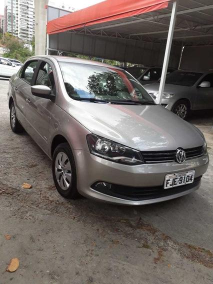 Volkswagen Voyage 2014 Automático 1.6 Trend Completo