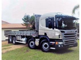 Scania P310 Graneleiro 8x2 2014 Teto Alto