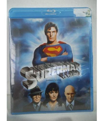 Imagen 1 de 3 de Superman La Pelicula Blu-ray