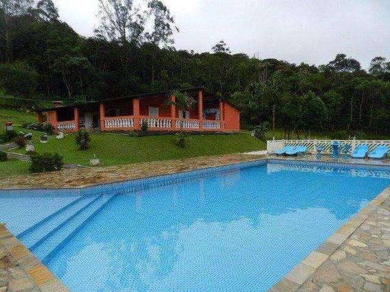Chácara Com 4 Dorms, Vargedo, São Lourenço Da Serra - R$ 550 Mil, Cod: 3454 - V3454