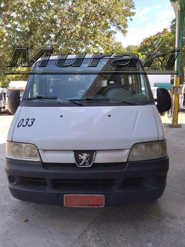 Imagem 1 de 9 de Peugeot Boxer Minibus 2.3 T. Baixo Basica Ano 2011 Ref 721