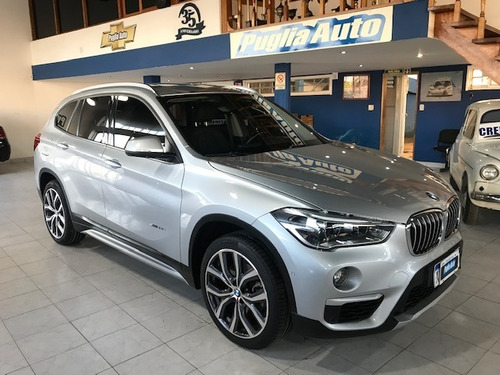 Bmw X1 2.5 Xline 231 Cv At 2017 Nueva!