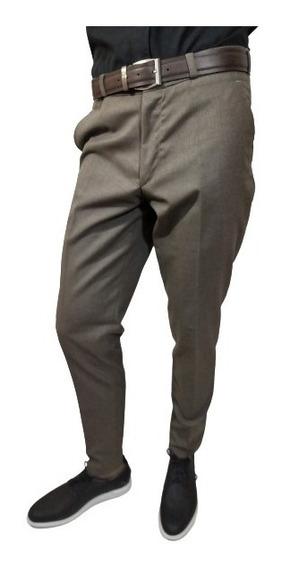 Pantalón De Vestir Chupin Hombre