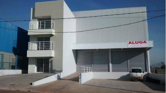 Galpão / Barracão Industrial Para Locação, Jardim Nova Veneza, Sumaré - Ga0006. - Ga0006