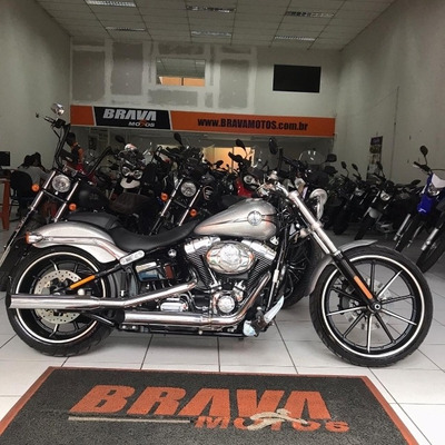 Harley-davidson Softail Breakout Fxsb