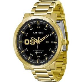 Relógio Masculino Lince Analógico Esportivo Mrgh017s P2kx