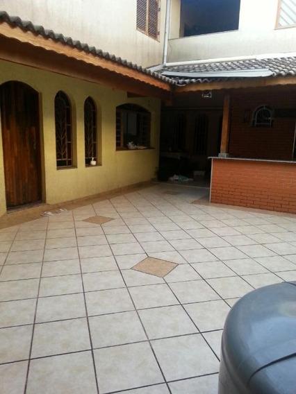 Sobrado Residencial À Venda, Jardim Santa Clara, Guarulhos - So0185. - So0185
