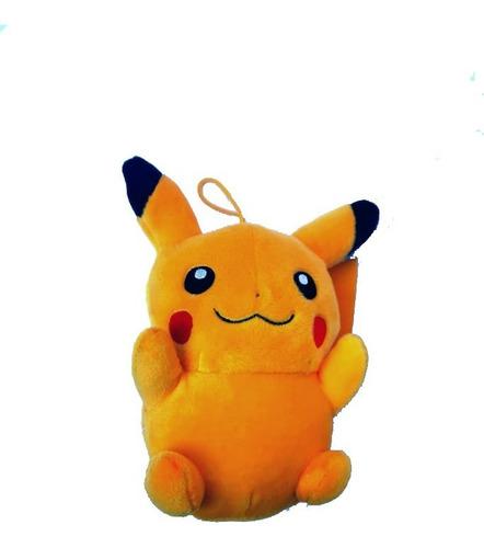 Imagen 1 de 3 de Pack Pikachu Charmander Y Squirtle, Envio Gratis