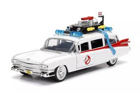Ghostbusters Ecto -1 Jada Toys 1:24 Dtc