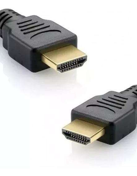 Cabo Hdmi 2m 2.0 Suporte 3d E 4k Conector 24k Bahado A Ouro